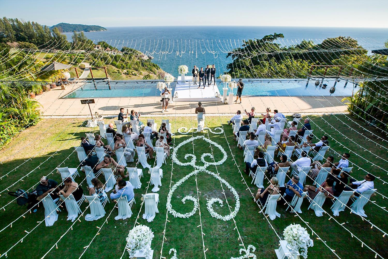 Villa Aye Wedding Ceremony