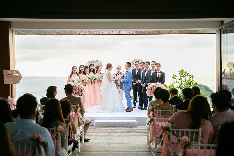 Villa Santisuk Wedding Ceremony