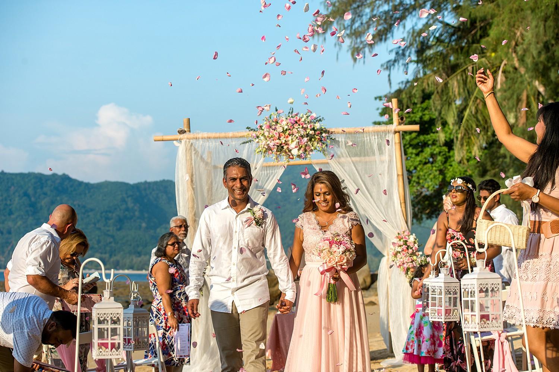 Wedding Vow Renewal Ceremony